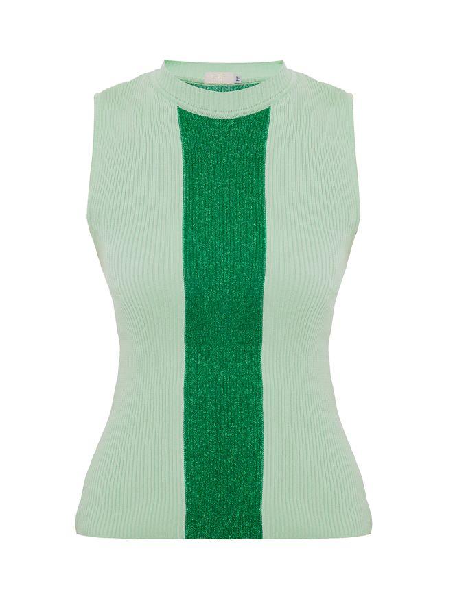 Blusa-Canelada-de-Trico-Verde