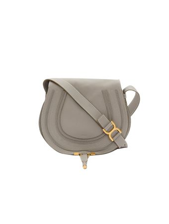 Bolsa-Marcie-Medium-Saddle-Cinza