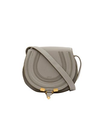 Bolsa-Marcie-Small-Saddle-Cinza