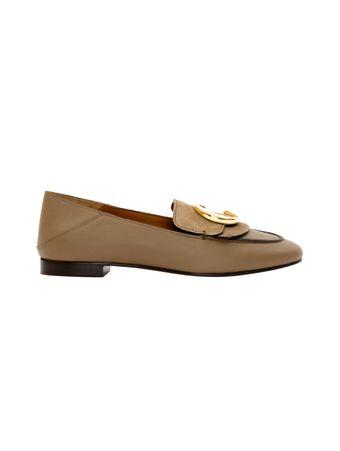Loafer-em-couro-Marrom