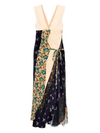 Vestido-Estampado-de-seda