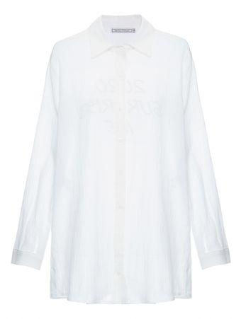 Camisa-Made-In-Italy-de-Algodao-Branca