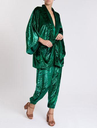 Kimono-Afoxe-de-Veludo-Verde