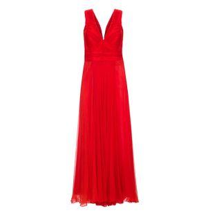 Vestido-Longo-Bongo-Vermelho