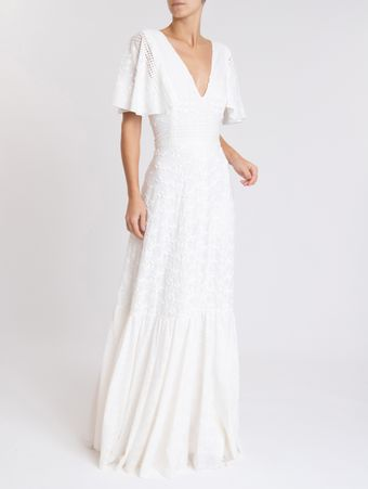 Vestido-Longo-Chaura-Off-White