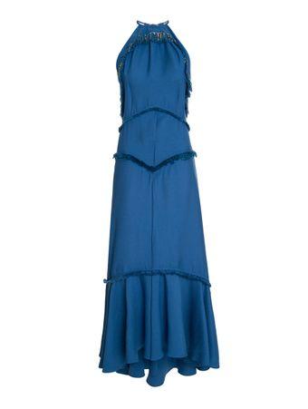 Vestido-Midi-Micanga-Azul