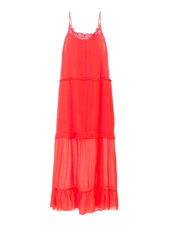 Vestido-Recortes-Laranja