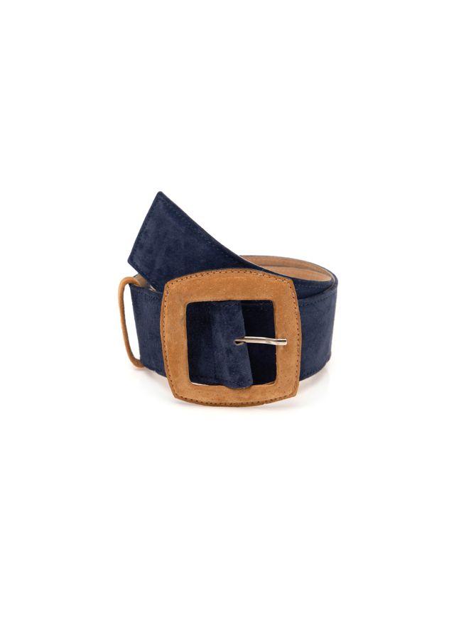 Cinto-Fivela-Quadrada-Azul