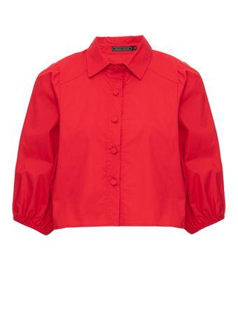 Camisa-Over-Vermelho