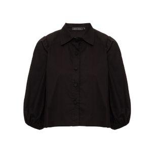 Camisa-Over-Preta