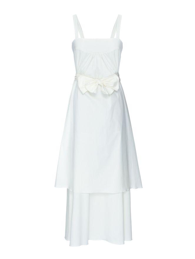 Vestido-Midi-Otok-Off-White