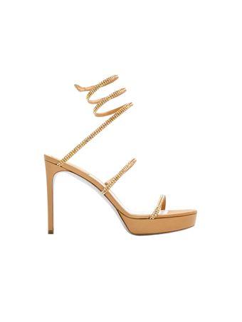 Sandalia-Cleo-Dourada