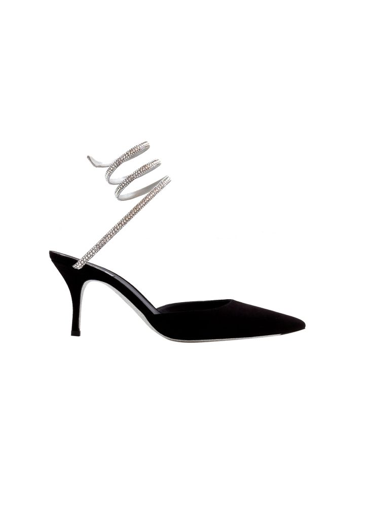 Sapato-Slingback-de-Suede-Preto