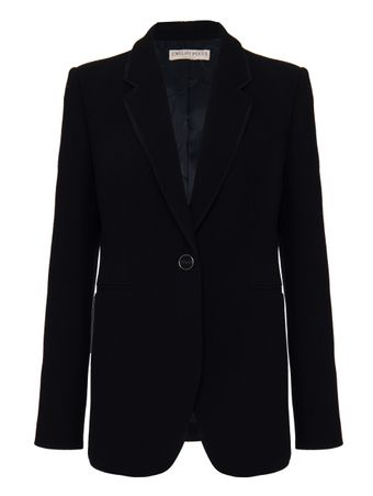 BLAZER-JACKET-NERO