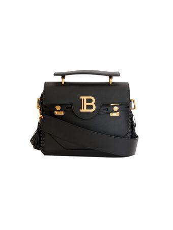 Bolsa-Bbuzz-23-de-Couro-Preta