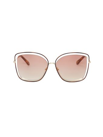 Oculos-de-Sol-Poppy-Dourado