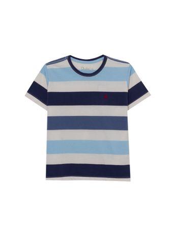 Camiseta-de-Algodao-Listrada
