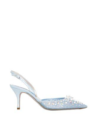 Sapato-Slingback-Renda-Azul