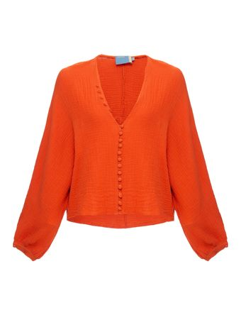 BLUSA-ASTER-OCRE