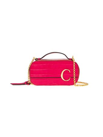 Bolsa-Chloe-C-de-Couro-Rosa