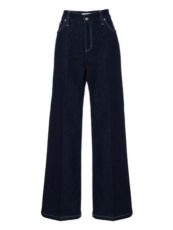 Calca-Jeans-Dark-de-Algodao-Azul