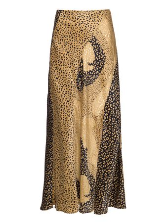 Saia-Parker-Gold-Animal-Print