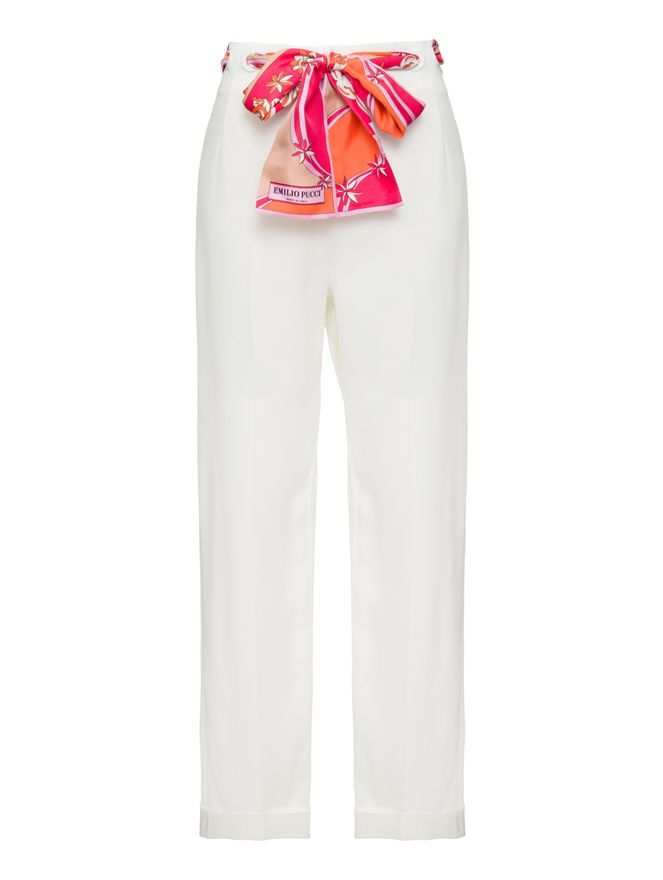 CALCA-TROUSERS-OFF-WHITE