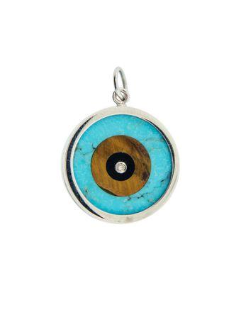Pingente-Olho-Grego-de-Ouro-Branco