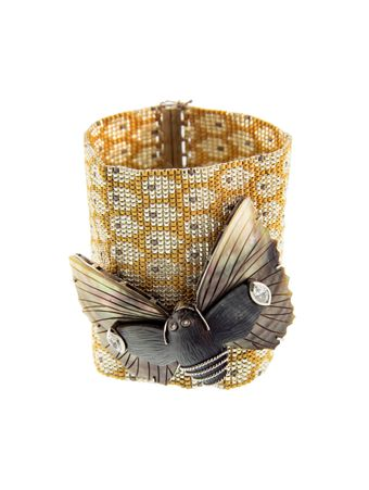 Bracelete-Mariposa-de-Ouro