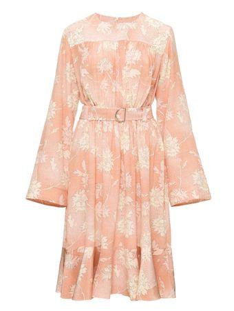 Vestido-Cloudy-de-Seda-Floral