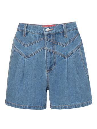 Shorts-Fivela-Jeans-Azul