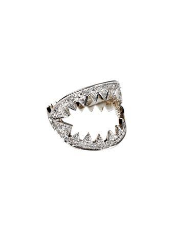 Anel-Armadilha-Diamante-de-Ouro-Branco