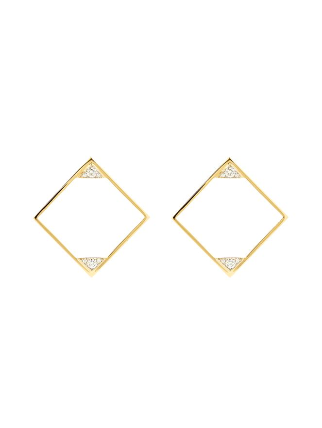 Brinco-Losango-Diamante-de-Ouro
