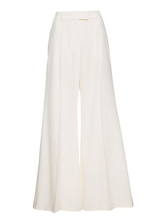 CALCA-HIGH-WAIST-FLARE-TROUSER-IVORY