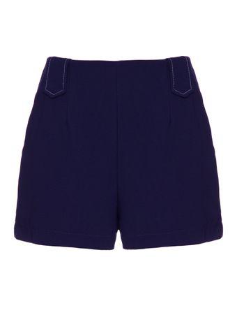 Shorts-Pesponto-Azul