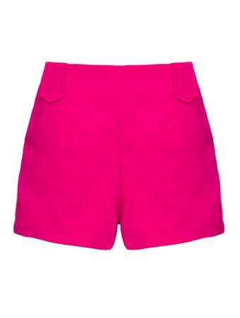 Shorts-Pesponto-Rosa