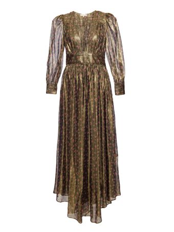 Vestido-Cyrena-Metalizado