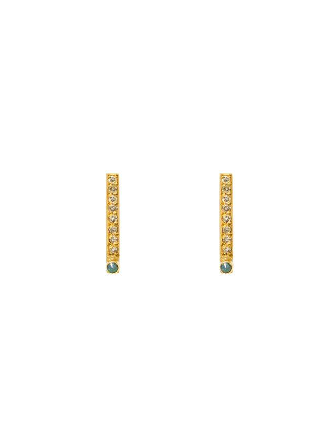 Brinco-Pyramide-Diamantes-Cinza-e-Azul-de-Ouro