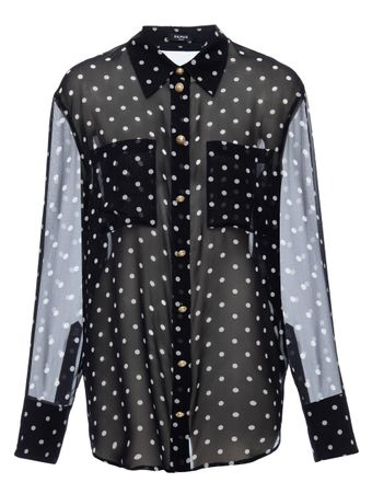 Camisa-de-Seda-Estampada