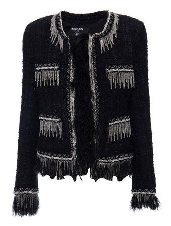 Casaco-Tweed-Preto