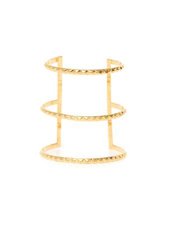 Bracelete-Triplo-Dourado