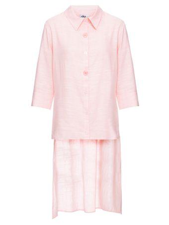 Camisa-Linho-Rosa