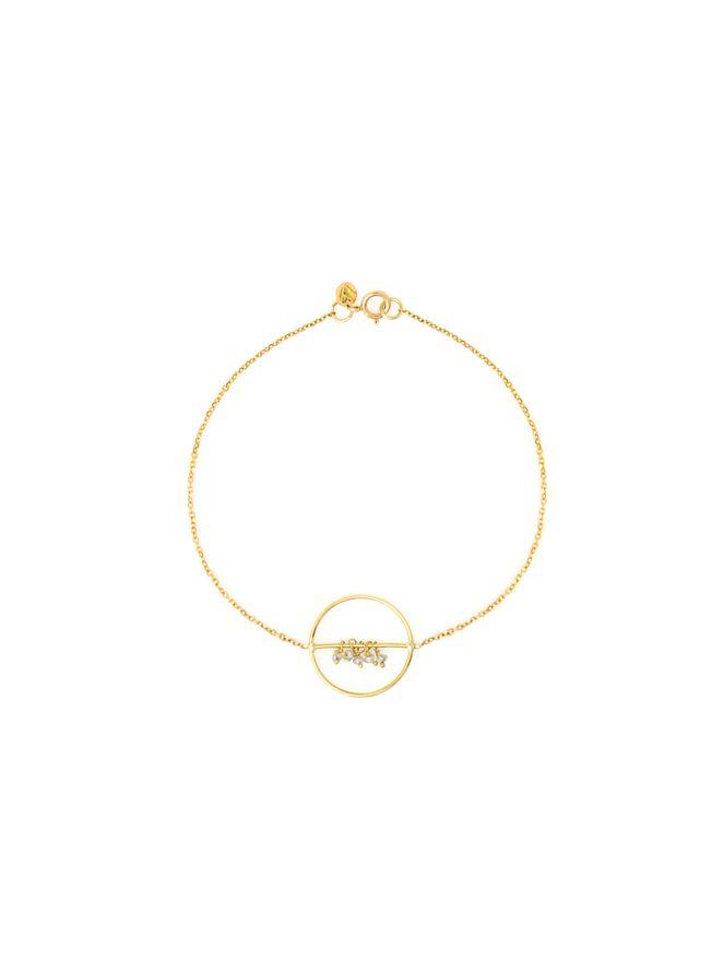 Pulseira-Ciclo-Diamant-Brut-de-Ouro