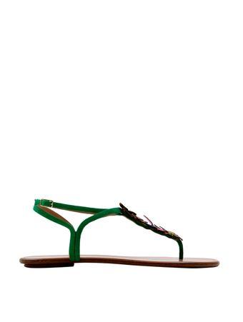 Sandalia-Papillon-Verde