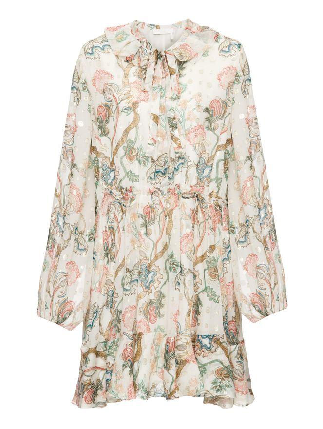 Vestido-de-Seda-Estampado