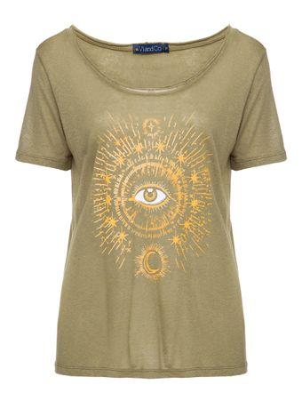 Camiseta-Olho-Verde