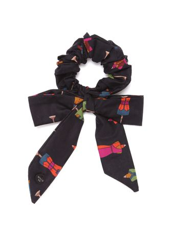 SCRUNCHIE-AMARRACAO-KIDS-I20-PRETO