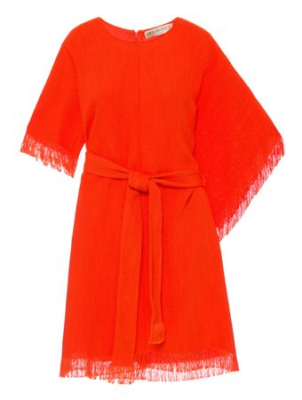 VESTIDO-DRESS-ARANCIONE