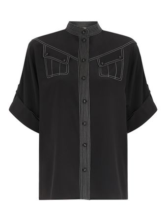 CAMISA-SILK-UTILITY-SHIRT-BLACK