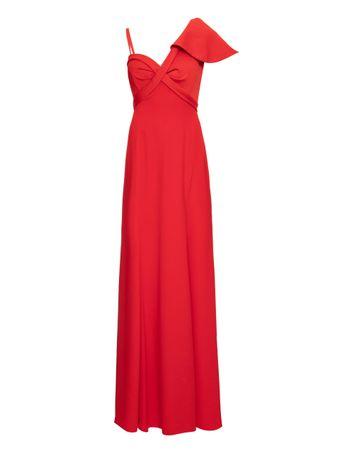 Vestido-Longo-Vermelho
